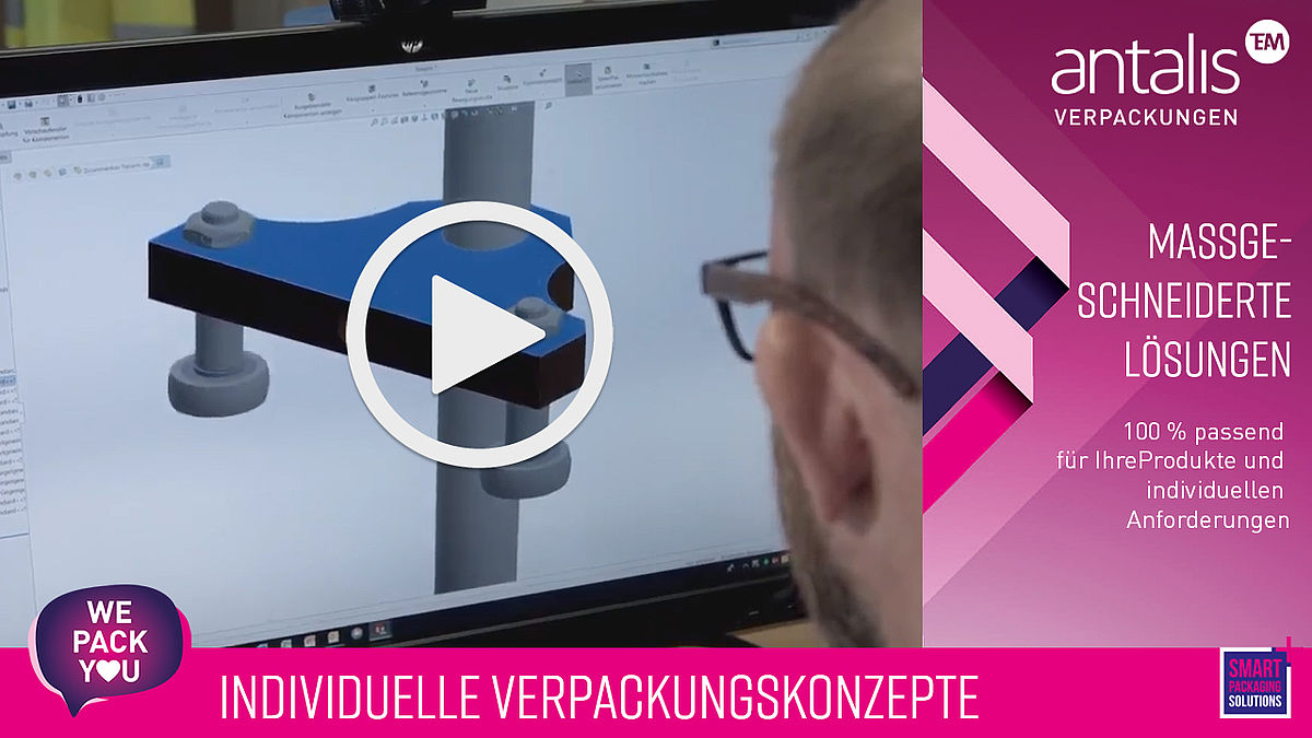 Video: Individuelle Verpackungsentwicklung
